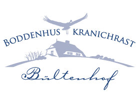 Boddenhus Kranichrast in Born